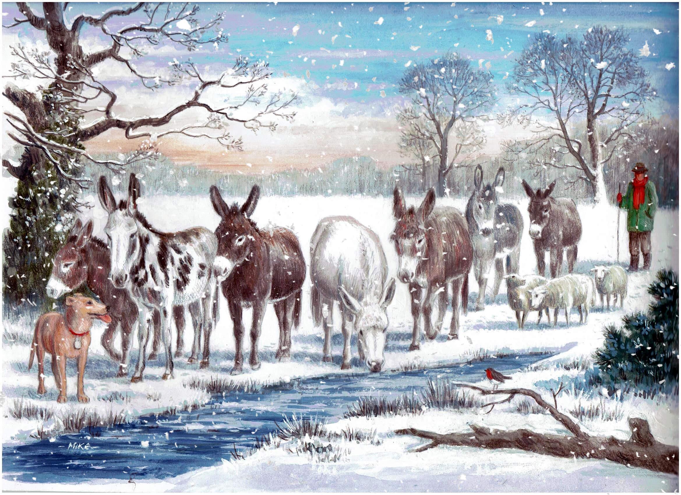 Christmas Gift Shop Now Open - Remus Horse Sanctuary